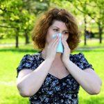 Аллергия в июне: причины и симптомы