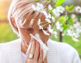На что бывает аллергия в мае?