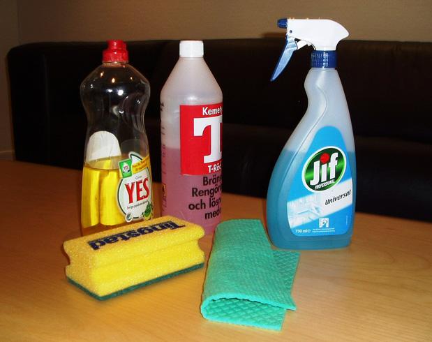 Современные моющие средства