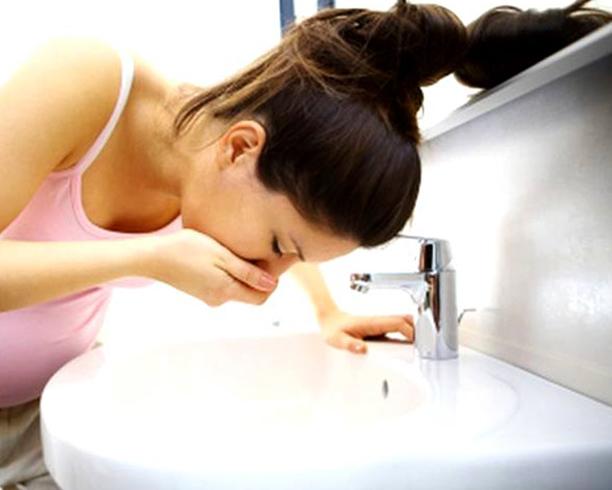 Как убрать тошноту в домашних условиях беременной 25