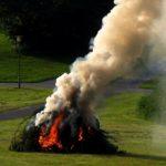 Аллергия на дым от костра: причины, симптомы и что делать