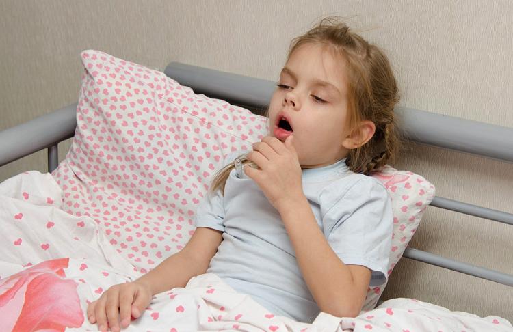 Почему ребёнок кашляет только после сна