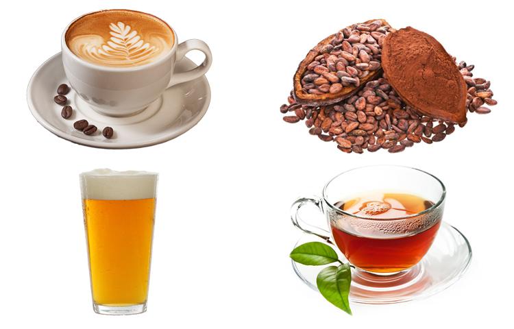 Напитки и какао