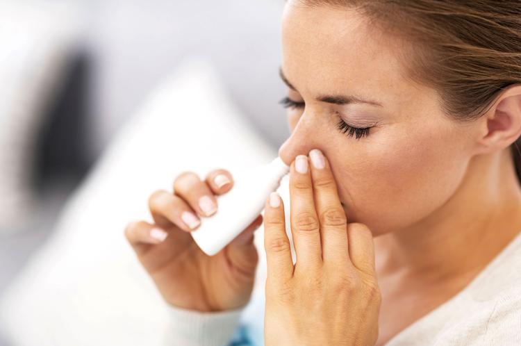 Аллергия у взрослого