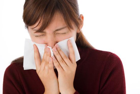 Январская аллергия