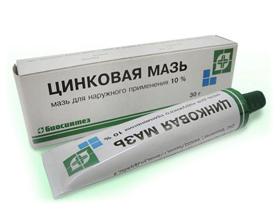 Цинковая мазь при аллергии: особенности применения и отзывы