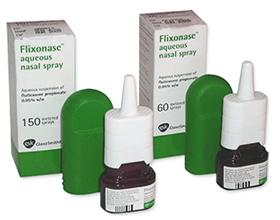 Фликсоназе при аллергии — описание, инструкция и применение