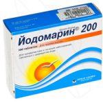 Аллергия на йодомарин: симптомы, причины и лечение