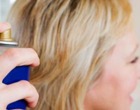 Аллергия на лак для волос: причины, симптомы и что делать