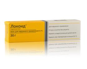 Мазь Локоид: применение при аллергии, инструкция, отзывы