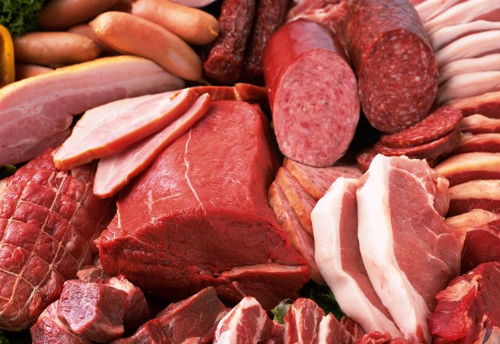 Мясо и продукты из него