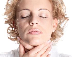 Может ли при аллергии болеть и отекать горло?